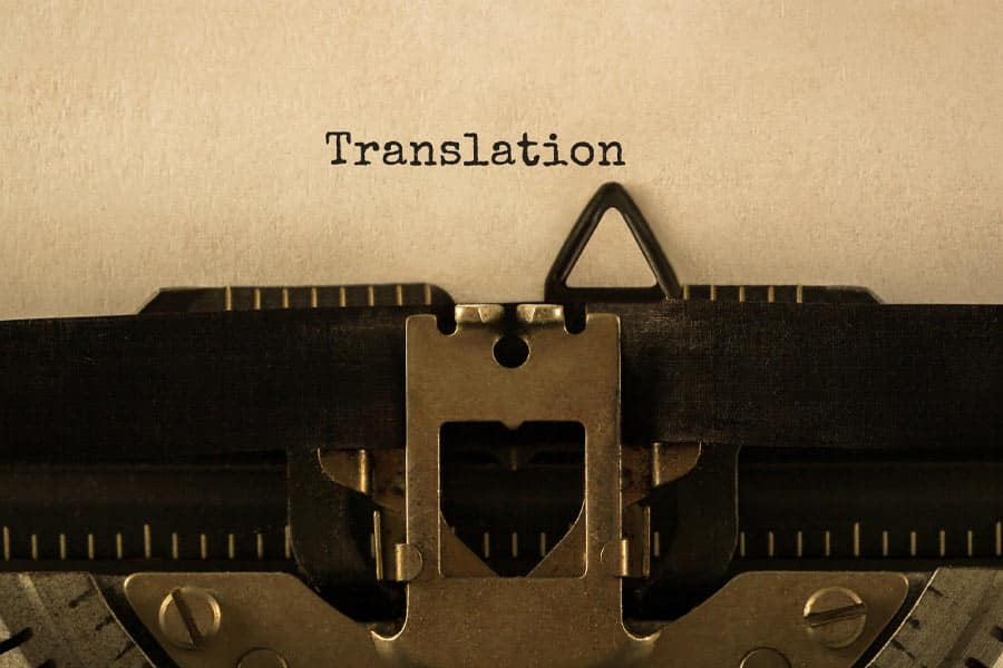 document translation process