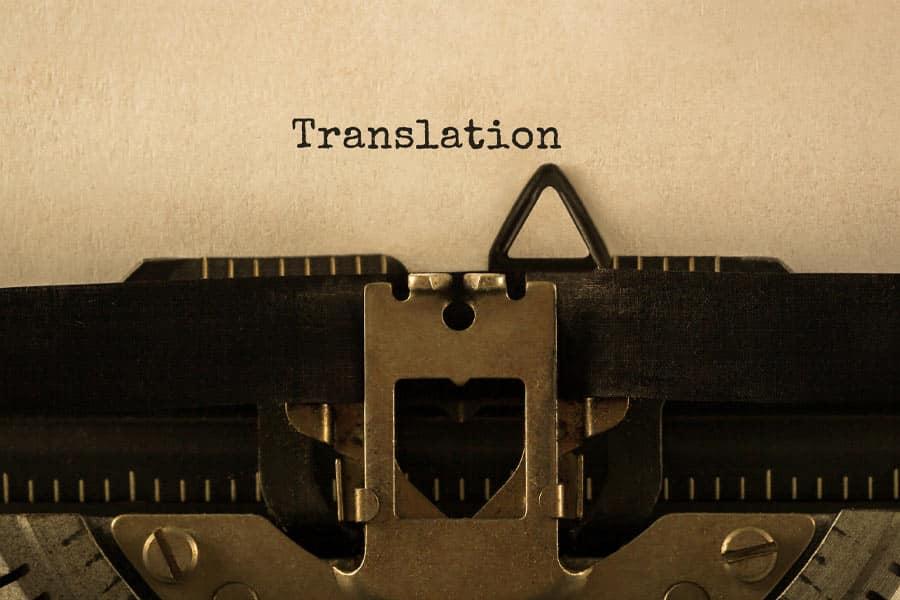 document translation process